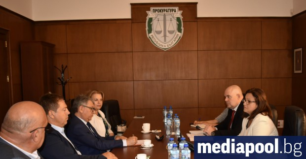 Ръководството на Българския лекарски съюз (БЛС) се срещна в сряда