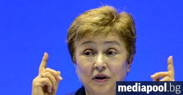 Международният валутен фонд (МВФ) съобщи в сряда, че неговият Изпълнителен