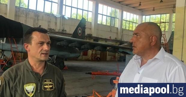 Mинистерството на отбраната е превело парите за ремонта на самолетите