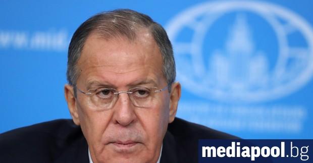 Военният конфликт в Сирия е приключил, обяви руският външен министър