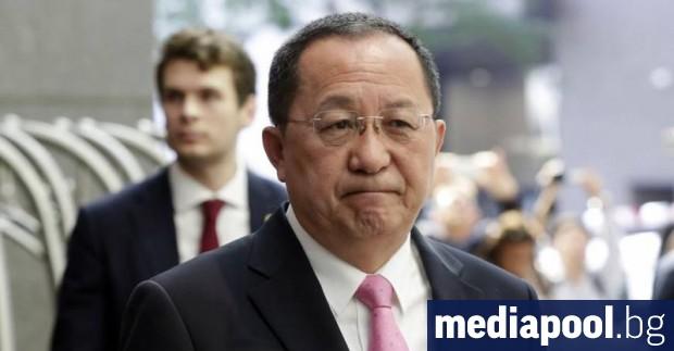 Снимка: Севернокорейският външен министър нарече Помпейо отровно растение