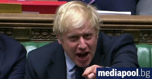 Поражението на правителството на Борис Джонсън от опозицията и 21