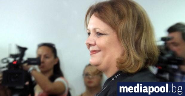 Специалният прокурор на Северна Македония Катица Янева остава в ареста
