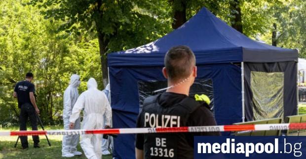 Германското правителство е запознато със съобщенията, че заподозреният за убийството