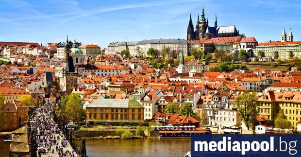 Това лято е било най-горещото в историята на Прага, съобщи
