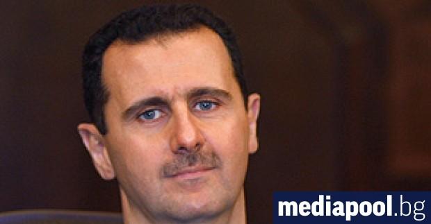 Сирийският президент Башар ал Асад обяви в неделя амнистия и
