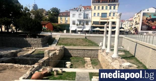 Пловдивският площад