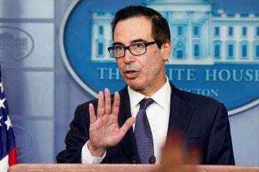 """Стивън Мнучин обяви, че Китай и САЩ имат """"фундаментално споразумение"""""""