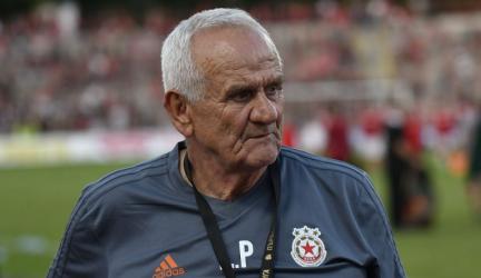 Люпко Петрович вече не е треньор на ЦСКА-София