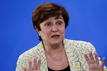 Международният валутен фонд интервюира Кристалина Георгиева