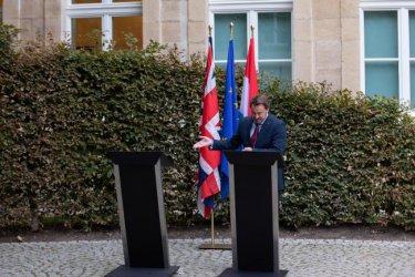 Унизителното посещение на Борис Джонсън в Люксембург