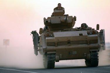 Турция е нанесла удари по 181 мишени в Сирия