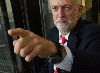 Лейбъристкият лидер отново даде заявка да оглави служебен кабинет