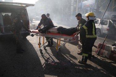 Талибаните поеха отговорност за два атентата с десетки жертви в Афганистан