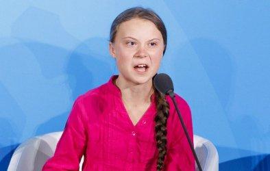 Тръмп иронизира 16-годишната екобунтарка Грета