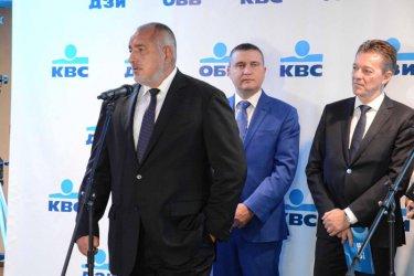 """Борисов: Обещах, че ще си отида от политиката, когато """"Хемус"""" е готова"""