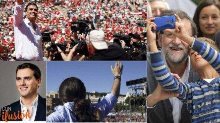 На испанците им е дошло до гуша от нови и нови избори