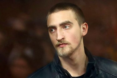 Затвор за демонстрант в Москва, който твърди, че не е бил на демонстрацията