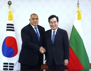 Борисов обещава на корейски фирми статут на стратегически инвеститори