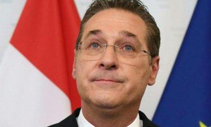 Възможно е Щрахе да бъде изключен от австрийската Партия на свободата