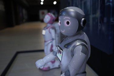 Роботите идват...в София