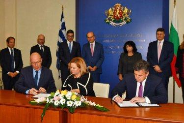 Най-сетне: Строежът на газовата връзка с Гърция тръгва реално