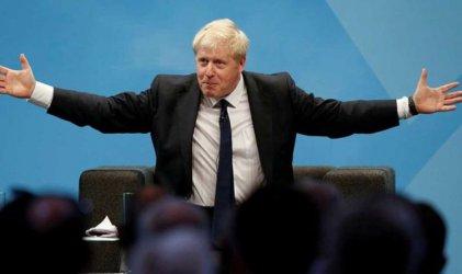 Борис Джонсън изглежда си поставя за цел Брекзит без споразумение