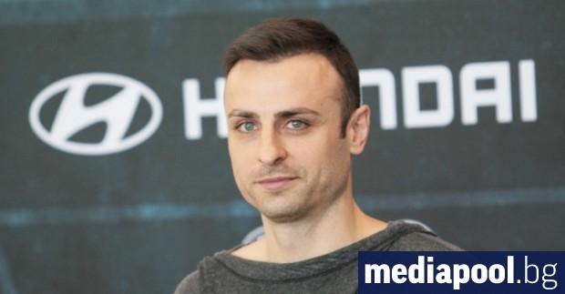 Рекордьорът по голове за националния отбор Димитър Бербатов официално обяви