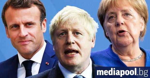 Германската канцлерка Ангела Меркел е предупредила британския премиер Борис Джонсън,