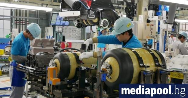 Станция за зареждане с водородно гориво в Йокохама обяснява нагледно