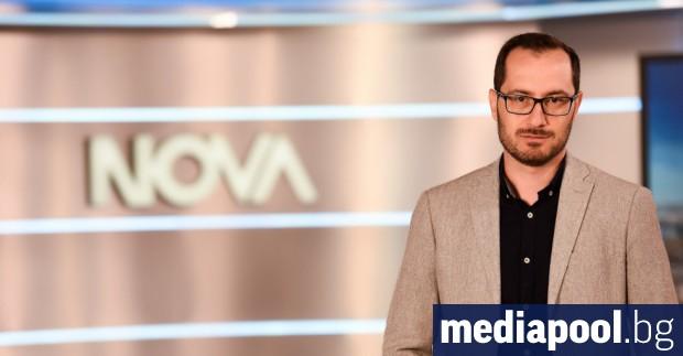 Даниел Чипев, който напусна БНТ, за да стане главен изпълнителен