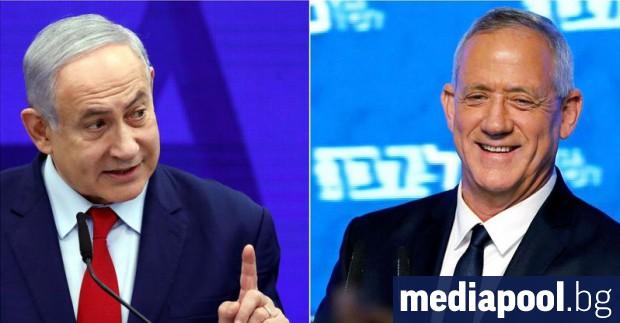 Израел влиза в политическа криза, след като парламентарните избори потвърдиха,