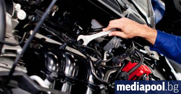 Сивият сектор в ремонтите на автомобили достига 80%, съобщи в