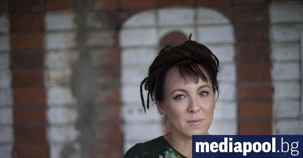 Носителката на Нобелова награда за литература за 2018 г., полякинята