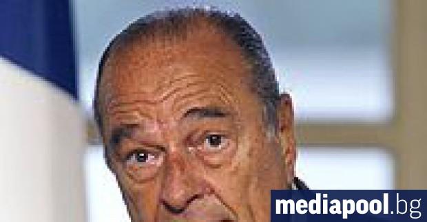 На 86 години почина бившият френски президент Жак Ширак, предаде