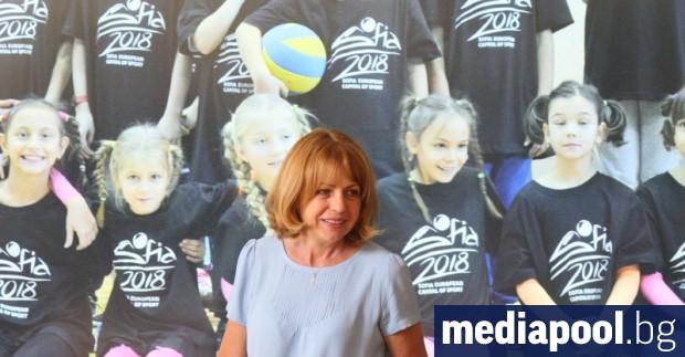 Йорданка Фандъкова обяви, че ще излезе в отпуск като кмет
