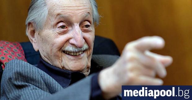 На 106 години почина Марко Файнголд - най-възрастният човек в