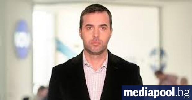 Разследващият журналист Марин Николов обяви в сряда, че напуска Нова
