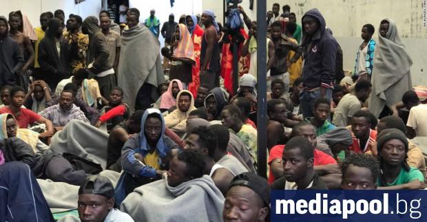 Либийската брегова охрана съобщи, че за една седмица е заловила