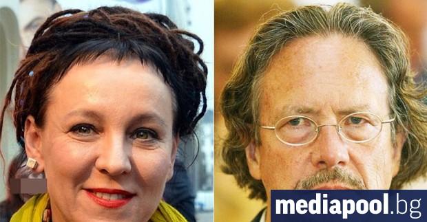 Шведската академия присъди в четвъртък две Нобелови награди за литература.