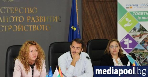 Изграждането на нов граничен контролно-пропускателен пункт между България и Северна