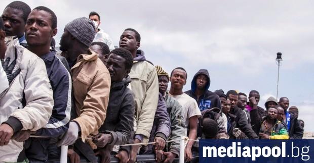 В Либия броят на нелегалните мигранти от съседни африкански и