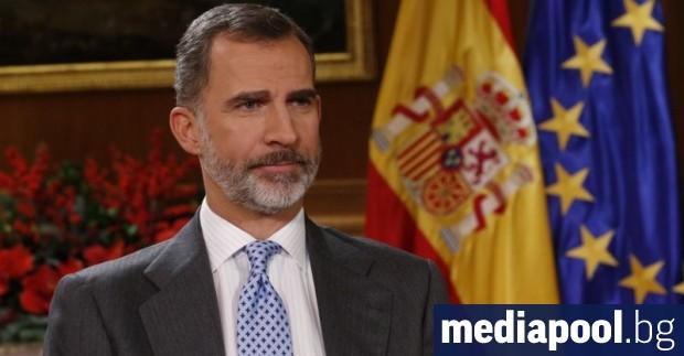 Испанският крал Фелипе Шести започна разговори с лидерите на парламентарните