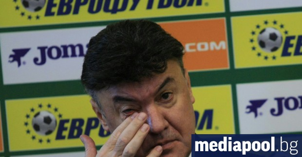 Премиерът Бойко Борисов поиска оставката на шефа Българския футболен съюз