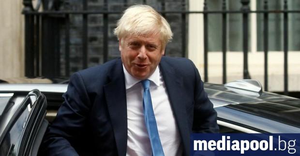Британският премиер Борис Джонсън се срещна в четвъртък с депутати