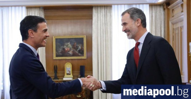 Изпълняващият длъжността премиер на Испания и лидер на социалистическата партия