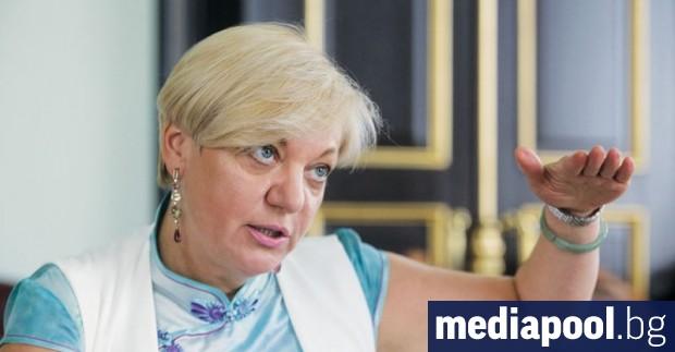 Жилището на бившия управител на украинската централна банка Валерия Гонтарева