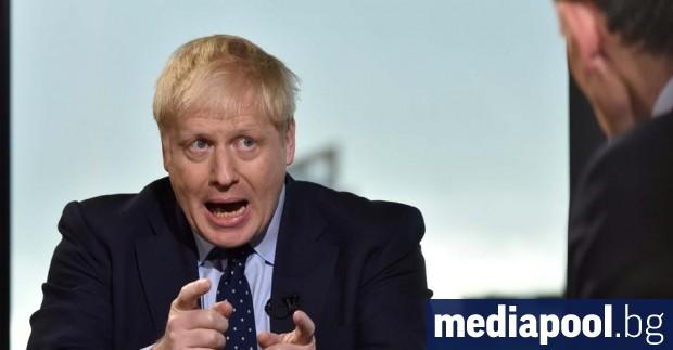 Британският премиер Борис Джонсън заяви, че няма да подаде оставка,
