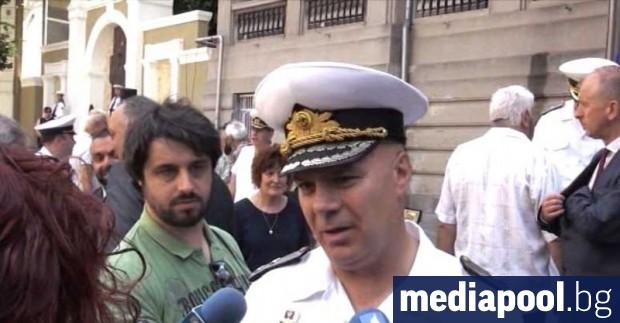 Белгийските Военноморски сили са проявили интерес да участват в доставките