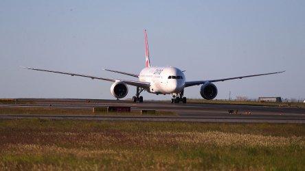 Най-дългият директен пътнически полет в света: Ню Йорк-Сидни за 19 ч. и 16 мин.